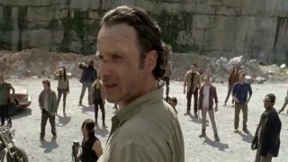 Stayin' Alive With The Walking Dead