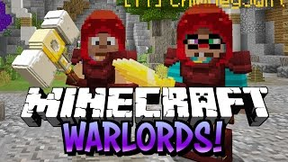 Minecraft Hypixel Warlords with ChimneySwift!