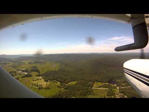 Windwood Arrival W/ CTAF Audio