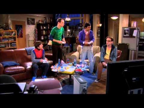 The Big Bang Theory (season 1) - The Dumpling Paradox