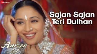 Sajan Sajan Teri Dulhan - Aarzoo | Akshay Kumar, Madhuri Dixit & Saif Ali Khan | Alka Yagnik
