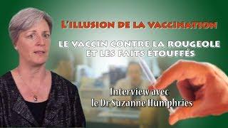 Dr Suzanne Humphries: L'illusion de la vaccination, le vaccin contre la rougeole...