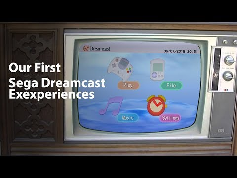 Livestream Archive - 1st Game Play Experiences with Sega Dreamcast: Testing  Sega's Last Home Console