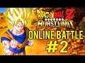 Dragon Ball Z Burst Limit Online Battle 2