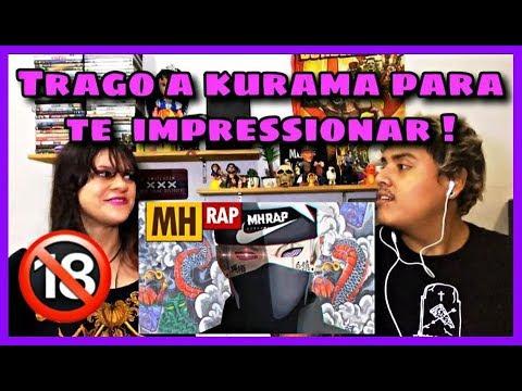 (REACT) RENEGADO (Naruto) Style Trap | Prod. Ihaksi | MHRAP