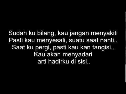 AW DISS - Sudah Ku Bilang ft Wandeys, BDJ, Sillvy (Lyrics Video)
