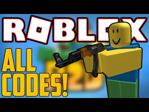 ALL 5 REASON 2 DIE CODES! (May 2020) | ROBLOX Codes *SECRET/WORKING*