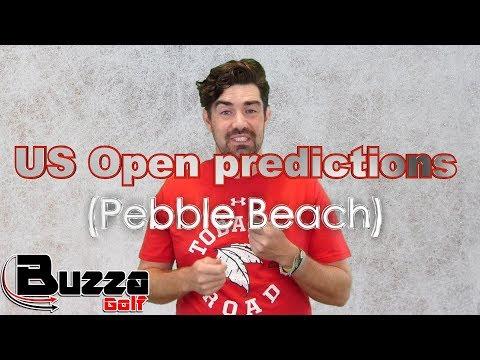 US Open Predictions (Pebble Beach)