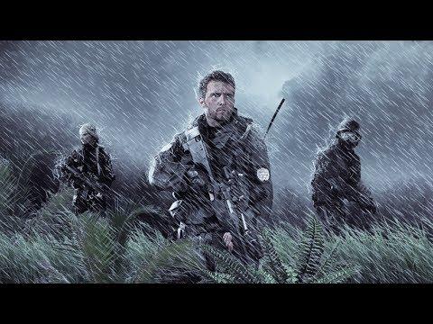 War Soldier Photo Manipulation And Rain Effect | Photoshop Tutorial