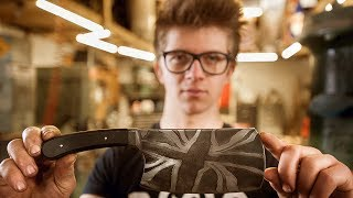 UK's Youngest Pro Blacksmith: Forged In Britain