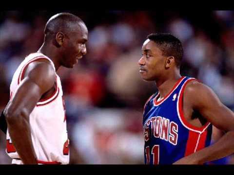The truth behind Michael Jordan and Isiah Thomas beef
