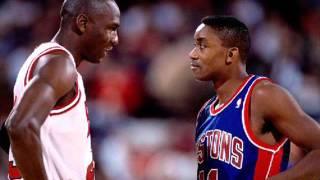 The truth behind Michael Jordan and Isiah Thomas beef