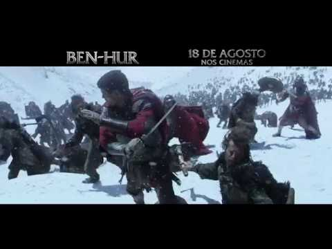 Ben-Hur | Comercial de TV: Spark | Data | Paramount Brasil