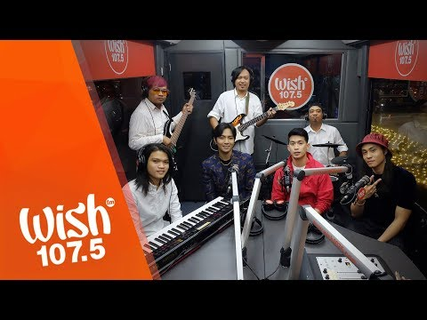 "JBK Performs ""Maibalik"" LIVE On Wish 107.5 Bus"