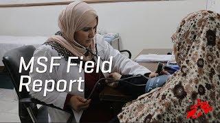 A Walk Through a Maternity Hospital in Irbid, Jordan