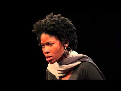 Love, rape and sex-- confronting the dark places on the journey : Nzinga Job at TEDxPortofSpain