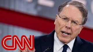 NRA CEO Wayne LaPierre speaks at CPAC after school shooting