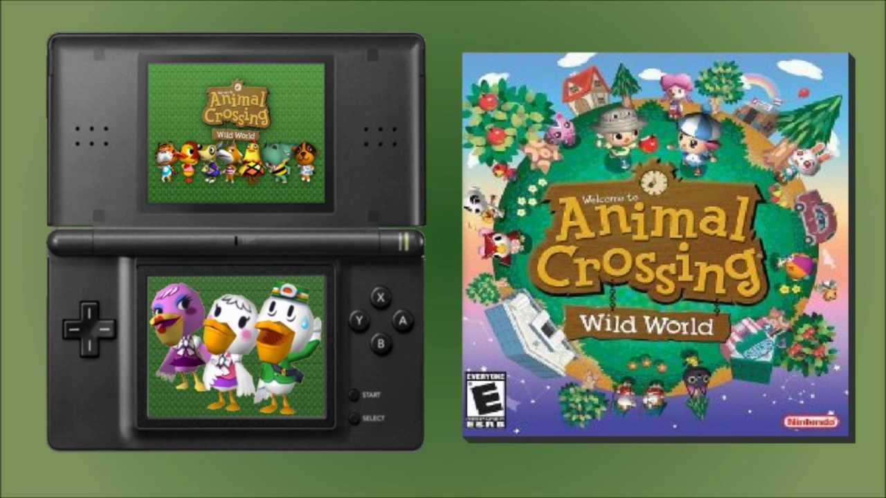 Animal Crossing - Wild World [OST] 10 PM Hourly Music