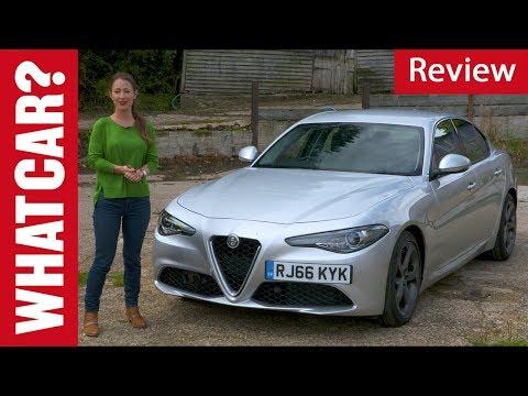 2018 Alfa Romeo Giulia review – better than a BMW 3 Series? | What Car?
