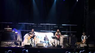 Chris Robinson Brotherhood - Phases of the Moon Festival 9-11-4 Danville, IL HD tripod