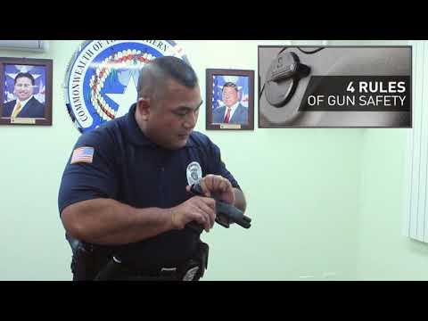 Working with Saipan Police