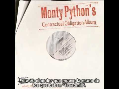 7-Bishop (Monty Python's Contractual Obligation Album Subtitulado Español)