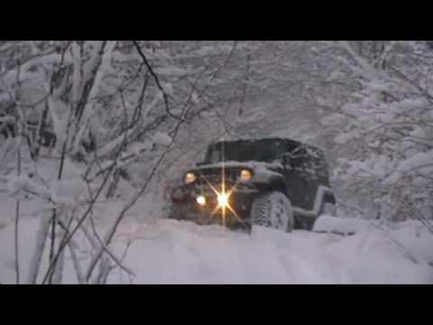 Laganini Jeeps & Lada Niva 1st