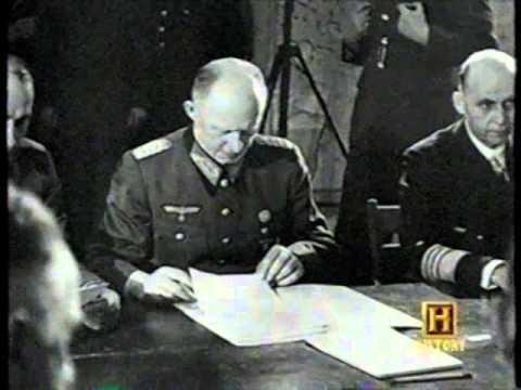 World War II Surrender