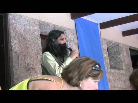 """Be Bold"". Spiritual Leaders by GPIW, Rio June 2012"