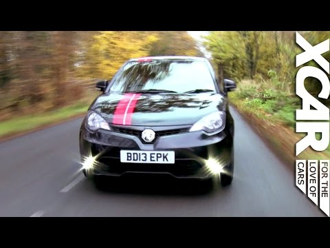 MG3 and the History of a Sportscar Legend - XCAR