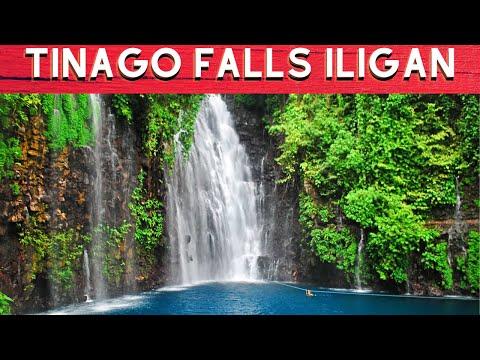 Tinago Falls Iligan City Philippines Travel - Agila Probinsya