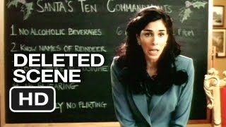 Bad Santa Deleted Scene - Santa School (2003) - Billy Bob Thornton Movie HD