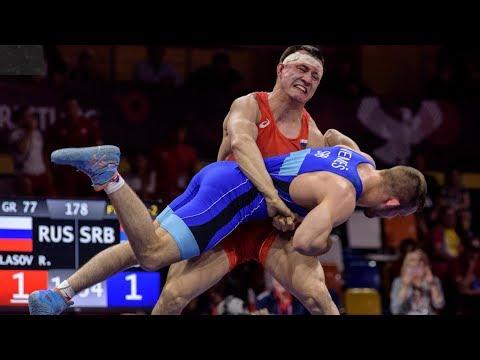 Борцы со всего мира съезжаются в Казахстан на Чемпионат мира