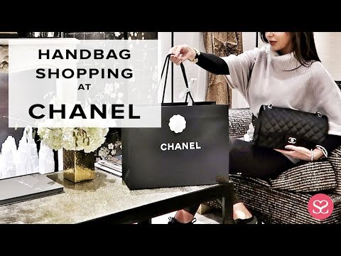 COME WITH ME! ❤ LUXE PRESS EVENTS + CHANEL BAG SHOPPING! | F
