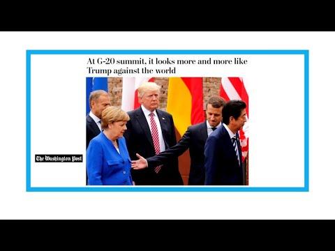 """""""Trump contre le monde entier"""""""