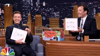 Best Friends Challenge with Justin Timberlake by : The Tonight Show Starring Jimmy Fallon