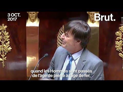 L'argument massue de Nicolas Hulot pour laisser tomber le pétrole