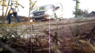 Ford Expedition Stuck