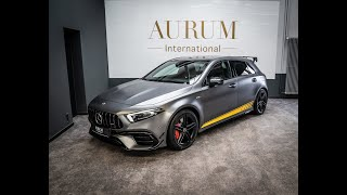 Mercedes-AMG A45 S 4Matic+ EDITION 1 Walkaround by AURUM International