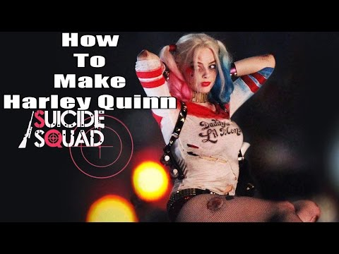 GTA Online: How To Make Harley Quinn From Suicide Squad