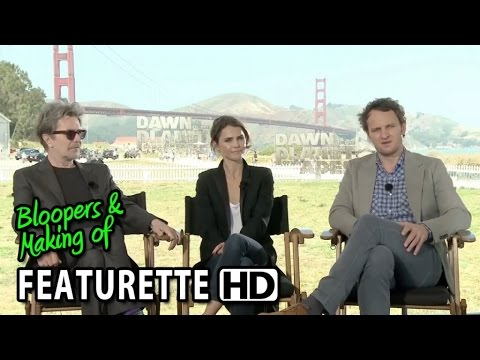 Dawn Of The Planet Of The Apes (2014) Featurette - Matt Reeves' Storytelling