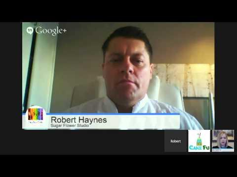 Honeysuckle Sugar Flower with Robert Haynes