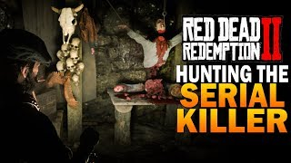 Hunting Down A Serial Killer! Mystery Murders - Red Dead Redemption 2 Secrets [RDR2]