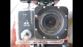настройки экшн камеры DEXP S-60 \ Aceline S-60 / Settings action camera DEXP S-60 \ Aceline S-60