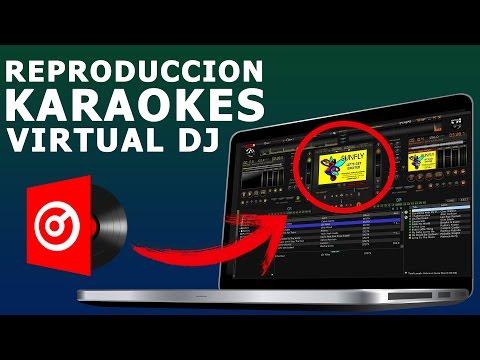 Reproducir Karaokes en el Virtual DJ PRO - FACIL Y RAPIDO