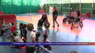 Yvelines | Sensibiliser toujours plus avec la semaine du handicap à Montigny-le-Bretonneux