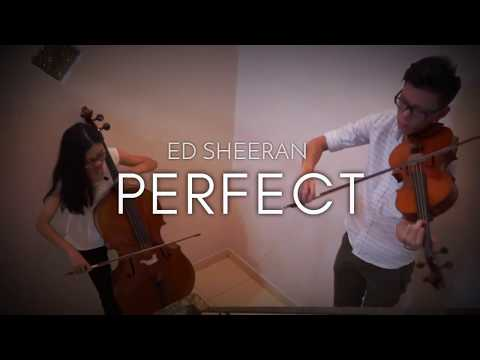 PERFECT - ED SHEERAN  | String Quartet Cover