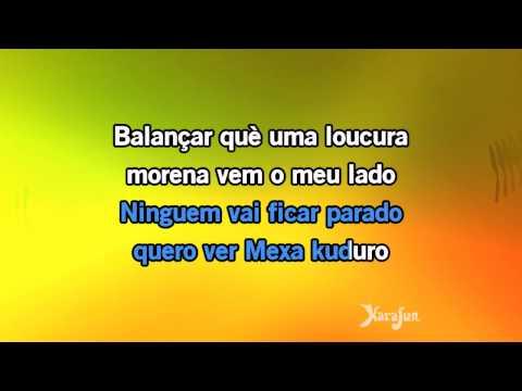 Karaoke Danza kuduro - Don Omar *