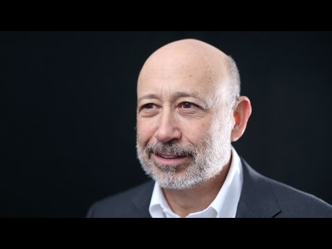 The David Rubenstein Show: Goldman Sachs' CEO Lloyd Blankfein