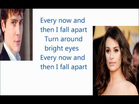Total Eclipse Of The Heart Glee Lyrics